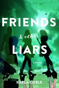 FRIENDS AND OTHER LIARS COVER